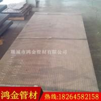 【鸿金】供应双金属耐磨板 抗冲击耐磨钢板 堆焊耐磨钢板现货图片