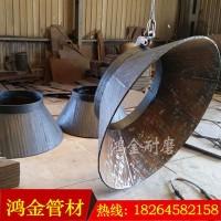 【鸿金】供应堆焊耐磨板 高铬耐磨板现货 高铬耐磨板价格