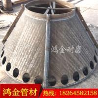 【鴻金】供應雙金屬堆焊耐磨襯板 耐磨襯板 堆焊耐磨管現貨圖片