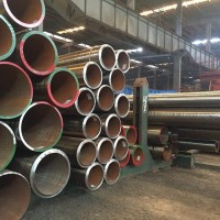 低合金無縫鋼管 冷軋精密無縫鋼管 高壓合金鋼管廠圖片