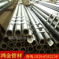 高精密钢管批发 16mn厚壁精密钢管 45号精密无缝钢管厂家