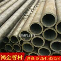 合金圆管 钛合金钢管 低合金直缝钢管 16mn合金钢管价格图片