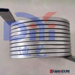 上海迪艺 不锈钢扁盘管     盘管厂家图片