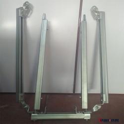 【高隆】管道抗震支架 抗震支架 管廊支架 廠家直銷 質量上乘圖片