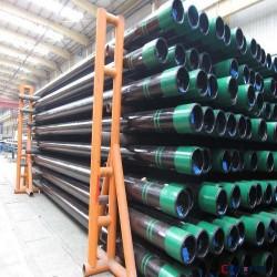天钢 石油套管 N80石油套管价格 P110石油套管现货图片