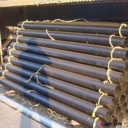 鑄鐵排水管 柔性鑄鐵管  專業品質  大量提供鑄鐵管 離心鑄鐵管配件 鑄鐵管件圖片
