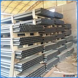 批发供应铸铁管铸铁排水管 柔性铸铁管/国标管 铸铁管件图片