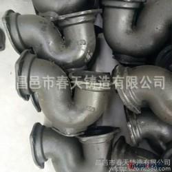 铸铁排水管 柔性铸铁管  大量提供铸铁管  离心铸铁管配件图片