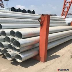 熱擴鋼管 鍍鋅熱擴鋼管  熱擴大口徑鋼管 熱擴無縫鋼管 大口徑薄壁擴管 熱軋擴管圖片