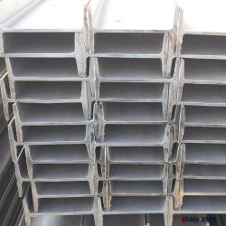 鍍鋅工字鋼 鋼梁 輕型工字鋼 寬翼緣工字鋼 工字鋼 國標工字鋼 低合金工字鋼 鋼結鉤工程 廠家直發圖片