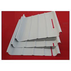 宿迁金属屋面铝镁锰合金板加工成型厂家/400铝镁锰板/430铝镁锰板 铝镁锰屋顶板图片