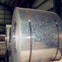 鍍鋅卷板 鍍鋅板 有花 定尺開平 鍍鋅卷板 高鋅層鍍鋅板圖片