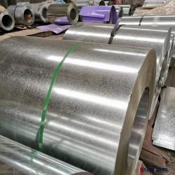 天津镀锌板 钢材批发 有花镀锌板 卷带 规格齐全量大 厂家直销 型材 板材图片