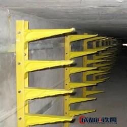 保護管電纜支架 復合電纜支架 通信玻璃鋼支架施工圖片