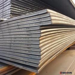 中升钢管 开平板 厂家直销开平板 普通热轧板 优质钢板批发 中板供应图片
