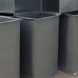 厂家热销镀锌板风管 加工定做热镀锌板风管图片
