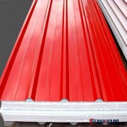 彩钢房用彩钢板燕赵蓝天彩涂板您选择 活动房屋 钢构彩涂板