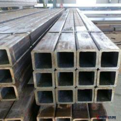 现货【供应】Q345D无缝方管 厚壁无缝黑退管 天津厂家 大口径方管定制