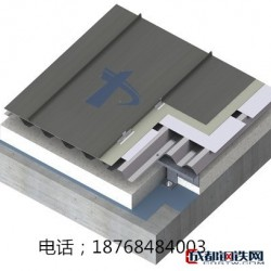 海口氟碳漆铝镁锰板厂家直销图片
