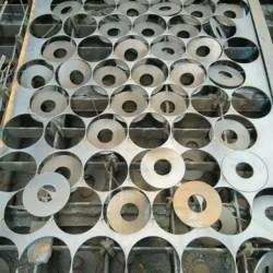 无锡高锰钢65Mn按图纸下料切割图片