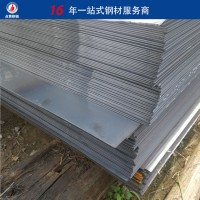 开封低合金开平钢板,开平板定尺折弯下料,厂家直销开平板q23b图片