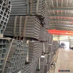 天津黑退管 黑退焊接小口径Q235B方管  方管