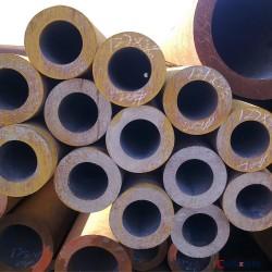 45结构管 无缝管 华冶钢联无缝钢管图片