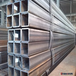 45方矩管 精拔异型钢焊接方矩管 天津方管厂家图片