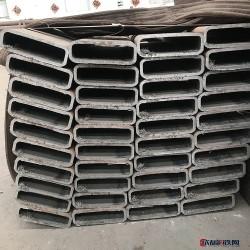 无缝方矩管 精拔异型钢无缝方矩管 天津方管厂家