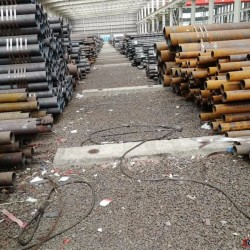 天钢 无缝管现货 合金管 流体管 结构管图片