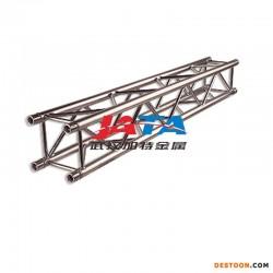 湖北鋁合金鋁板架 三角鋁板架武漢  鋁合金圓管小桁架 鋁合金方管小桁架圖片