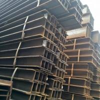 直营工字钢 材质Q235B  钢厂八钢
