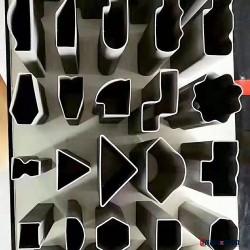 異型管廠家 內六角外六角精軋異型管 冷拔D形扇形異型鋼管圖片
