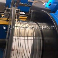 宝钢不锈钢弹簧扁线 不锈钢雨刮器扁线 304不锈钢扁线图片