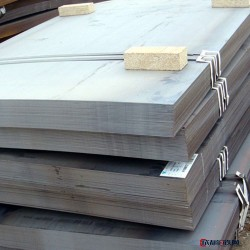 Q460C高强度中厚钢板-低合金钢板 保材质 保性能图片