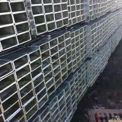 天津 方矩管 镀锌矩形管批发 矩形管 国标矩形管图片
