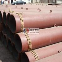 鋼內襯氧化鋁陶瓷管/安裝施工/規格型號/卓越品質圖片