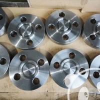 供S31254 254SMO超級不銹鋼法蘭及加工件訂制圖片