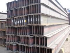 H型钢仓库