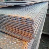 成都防滑鋼板_碳鋼花紋板 優碳鋼花紋板圖片