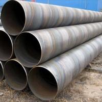 厂家供应现货Q235螺旋钢管 加工定制不同规格螺旋管 螺旋管焊接型钢管成都直发图片