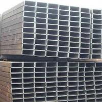 成都现货供应方矩管Q195-Q235长6m无缝方矩管大口径厚壁挤压无缝方管厂家图片