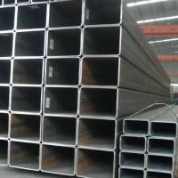 成都货场现货发售Q345B方矩管 20#无缝方管 无缝矩管国标材质 欢迎询价图片