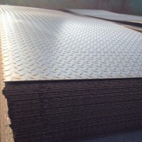 四川現貨批發 花紋板Q235B防滑花紋板 重鋼花紋板 開平鋼板 價格優惠圖片