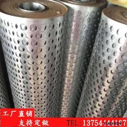 森馳廠家供應 不銹鋼卷板沖孔板 穿孔鋼板 卷料圓孔網 沖孔鍍鋅卷板圖片