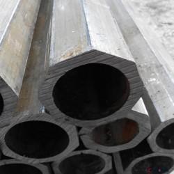 定做異型管 U型鋼 小口徑無縫鋼管折彎 D型鋼管 盤管 扇形管 面包管 冷拔異型管 冷拔三角管圖片