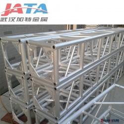 湖北鋁合金鋁板 三角鋁板架武漢 生產舞臺桁架 鋁合金圓管小桁架 鋁合金方管小桁架圖片