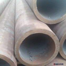厂家直销 Q345B合金钢管 热扩合金钢管 P91合金钢管图片