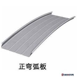 鸿兴 铝镁锰 山东铝镁锰板型号 铝镁锰板厂家图片