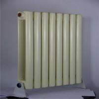 钢制四柱型暖气片 钢制四柱型散热器图片